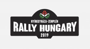 Rally Hungary 2019 logo