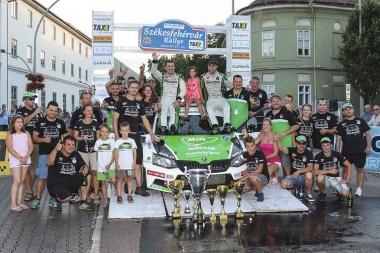 2016. év Magyar Rallye Bajnokai