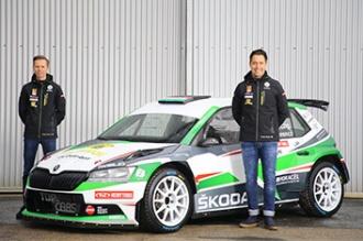 SKODA Rally Team Hungária – Türelmesnek kell lennünk